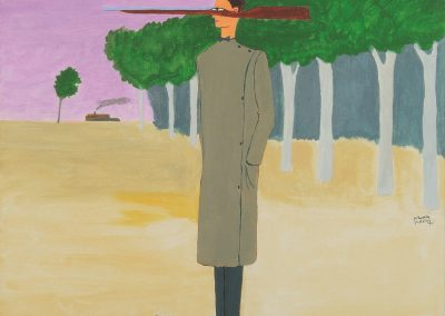 Maurice Henry - Le Chasseur