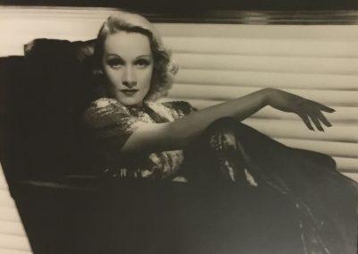 George Hurrell - Marlene Dietrich