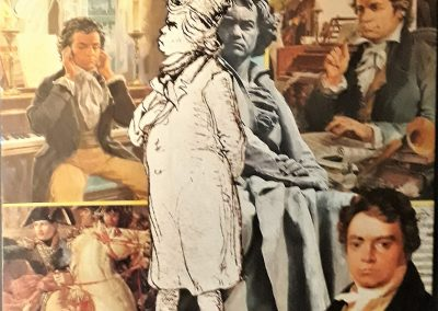 Erró - Beethoven