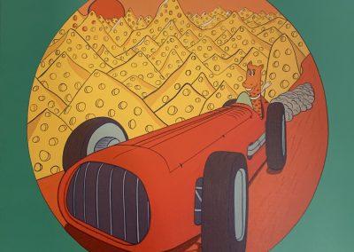 Franky Boy - Genève road