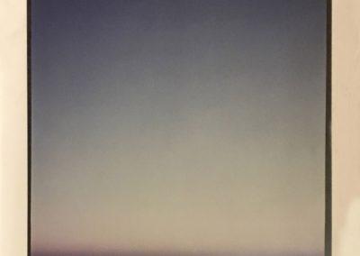 """Peter Knapp - Après le coucher de soleil """"Deauville"""""""