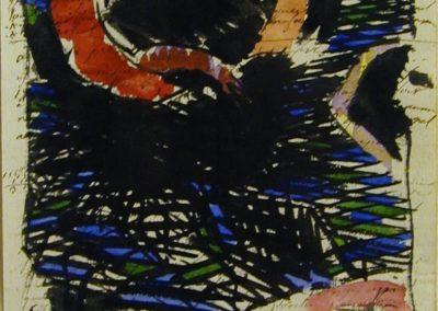 Pierre Alechinsky - Après quoi
