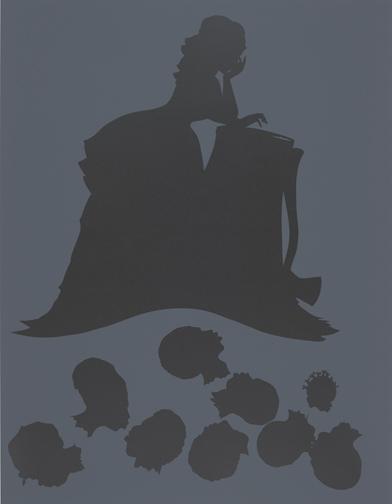 Kara Walker - Emancipation Approximation scène 26